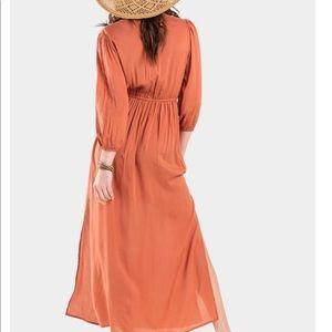 Francescas maxi dress